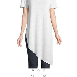 Eileen Fisher Tops - [Eileen Fisher] Asymmetric Tunic